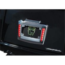 Ciro LED License Plate Frame for Tri-Glides