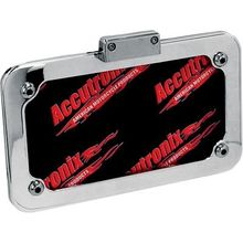 Accutronix LED License Plate Frame