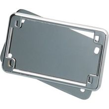 Kuryakyn License Plate Holder w/ Backing Plate