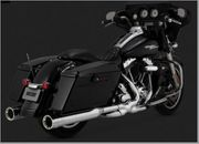 Vance & Hines OVERSIZED 450 Destroyer Slip-Ons