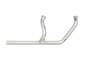 Paughco 2-Into-1 Head Pipe for 4-Speed Fl Models for V-Twin