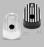 Performance Machine Grill Ignition Switch Covers