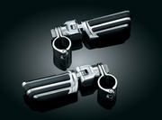 """Pilot� Pegs with Mounts & 1-1/4"""" Magnum Quick Clamps - Chrome"""