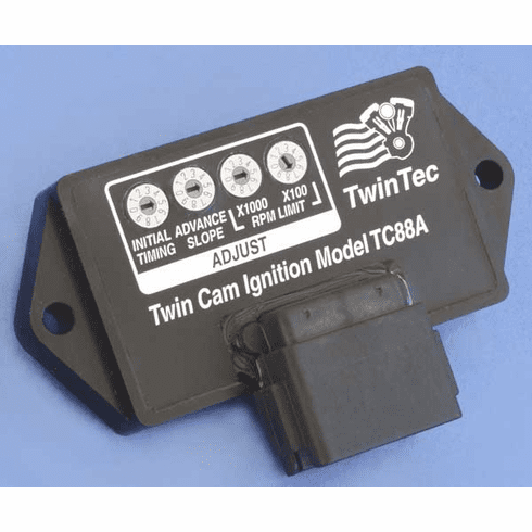 Plug-In Ignition for all 2003-2006 Carbureted Twin-Cam 88® with Single 12 Pin Connector