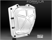 PM FORMULA Cam cover - Chrome