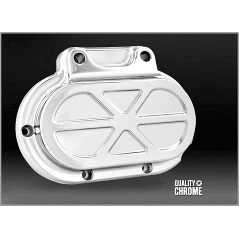 PM FORMULA Clutch Cover - Chrome