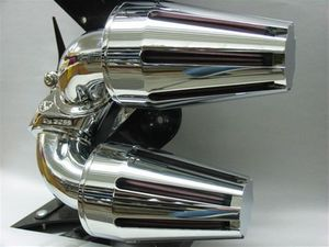 Power Flow Chrome with Straight Slots