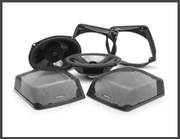 Power Harley-Davidson Rear Audio Kit (1998-2013)