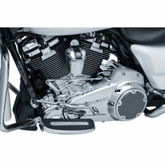 Precision Cylinder Base Cover for Milwaukee-Eight�- Chrome