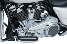 Precision Cylinder Base Cover for Milwaukee-Eight®- Chrome