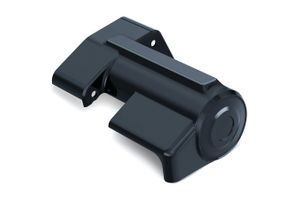 Precision Starter Cover for Milwaukee-Eight®- Black