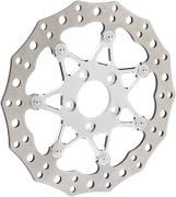 ProCross Chrome Two Piece Floating Brake Rotors