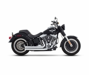 2-into-2 Exhaust for Softail