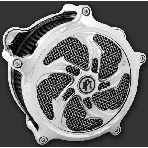 RIVAL Chrome Air Cleaner