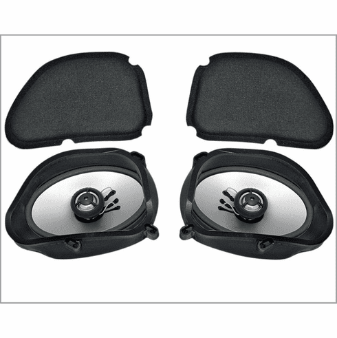 Road Glide Speakers