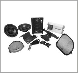 Rockford Fosgate Power Audio Kit for 2014-Present