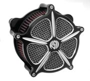 RSD Venturi Air Cleaner - Black