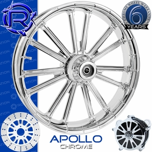 Rotation Apollo Wheel