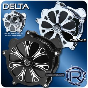 Rotation Delta Air Cleaner