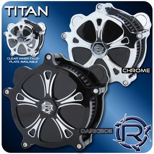 Rotation Titan Air Cleaner