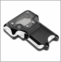RSD Clarity 6 Speed Transmission Top Cover - Contrast Cut