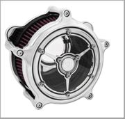 RSD Clarity Air Cleaner - Chrome