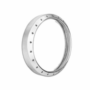 RSD FL Tracker Headlight Bezel - Chrome