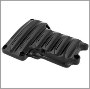 RSD Transmission Cover - 6 Speed - Black Anodize