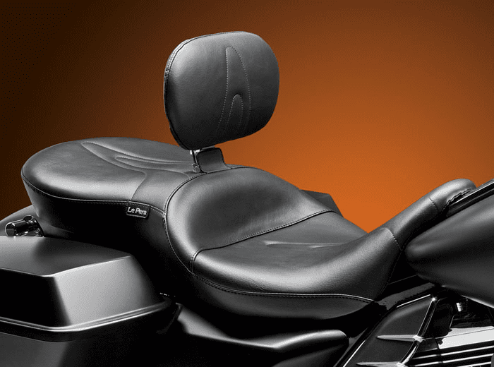 RT66 Seat w/ Rider Backrest