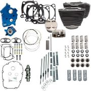 """S&S Cycles 124"""" Power Package for WATER/OIL COOLED-M8"""