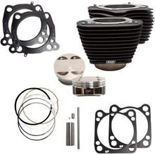 "S&S Cycles 128"" Big Bore Cylinder Kit-M8 114"" / 117"" Engines"