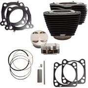 """S&S Cycles 128"""" Big Bore Cylinder Kit-M8 114"""" / 117"""" Engines"""