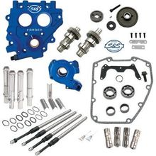 S&S Cycles Cam w/ Plate-Gear Drive-Camchest Kit