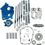 S&S Cycles Gear Drive Camchest Kit- Oil Cooled- M8-2017-Present