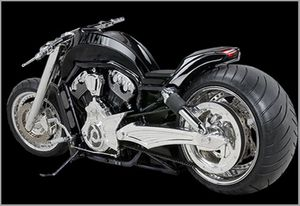 Saber Swingarm Kit for up to 330mm