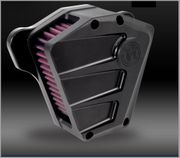 SCALLOP Black Ops Air Cleaner