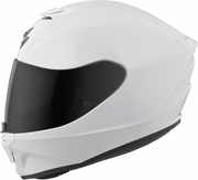 SCORPION EXO - EXO-R420 FULL-FACE HELMET GLOSS WHITE
