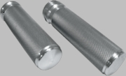 Sensor-Type Knurled Clear Anodized