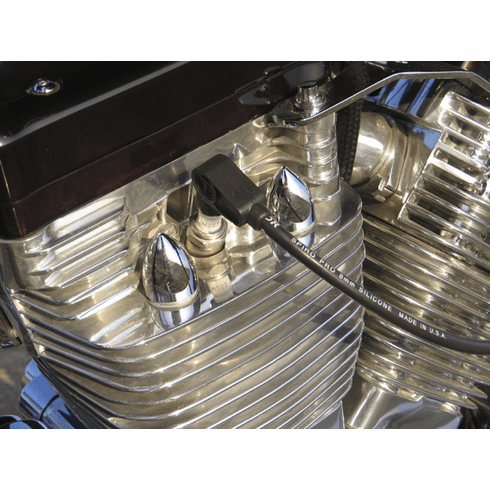Series 2000 Spike Head Bolt Covers (4 pack)