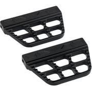 Serrated Passenger Floorboard - Black