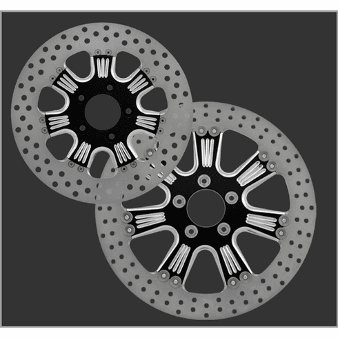 SEVEN Contrast Disc Rotor
