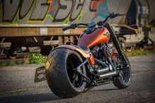 Softail Wide Tire