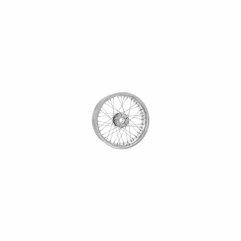 Spoked Wire Chrome