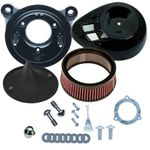 Stealth Air Cleaner Kit with Black Air Stream