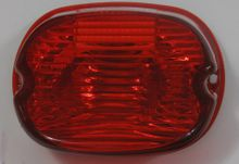 Street Glide Red Laydown LED Tail Light