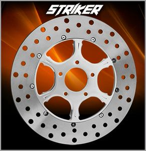 STRIKER 2 Piece Rotor