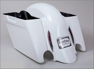 Summit Fender & Bag Kit with Surface Lights