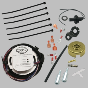 "Super Stock® Ignition Kit for Shovel Head 93H"", Pan Head 93H"", and Pan Head 74"" 1966-'84"