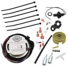 """Super Stock� Ignition Kit for Shovel Head 93H"""", Pan Head 93H"""", and Pan Head 74"""" 1966-'84"""