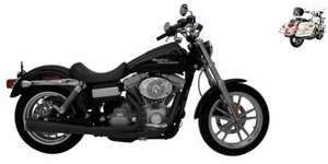 SuperTrapp 2:1 Exhaust for FXR